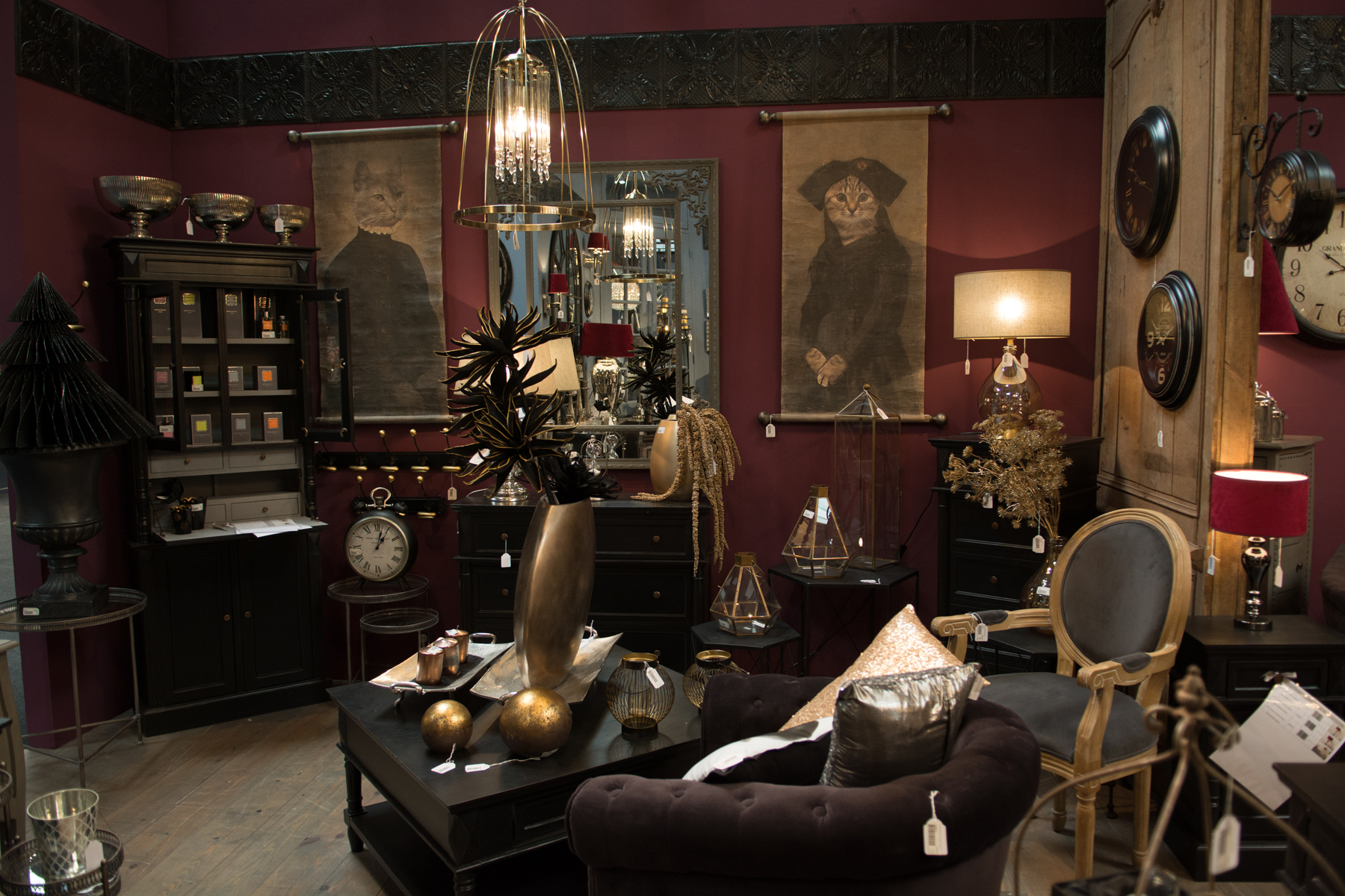 Muebles de estilo cl sico muebles kimber for Muebles kimber