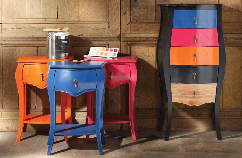 Personaliza tu mueble muebles kimber - Pintar muebles barnizados ...