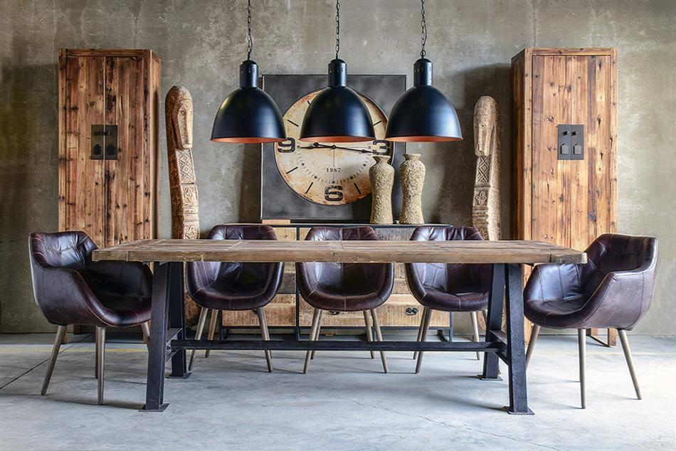 Mueble industrial deseo de arquitectos y decoradores - Muebles industriales antiguos ...