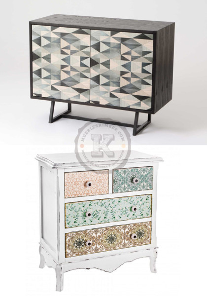 decopatch muebles decoracion