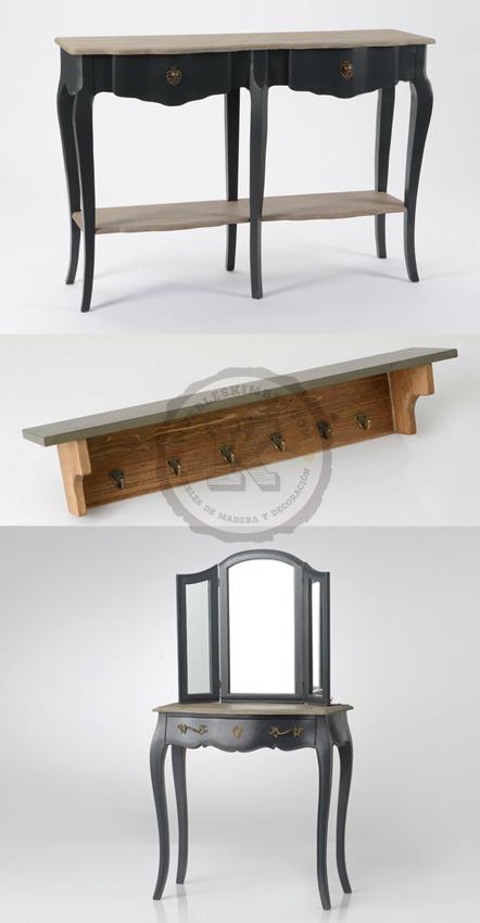 Decoracin de muebles Pinturas tcnicas y efectos decorativos