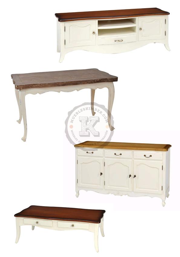 Decoración De Muebles Pinturas Técnicas Y Efectos Decorativos