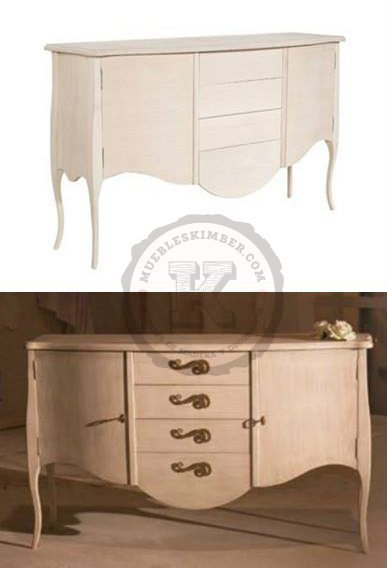 Muebles en crudo para pintar cool stunning mesilla - Muebles en crudo para pintar ...